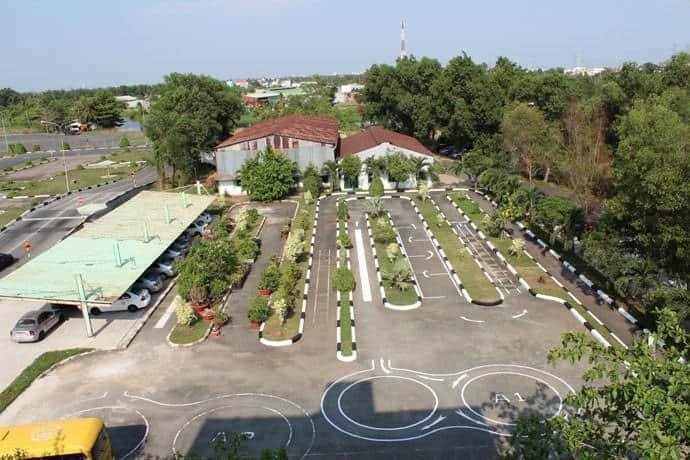 Thi Bằng Lái Xe Máy Thành Thái Quận 10