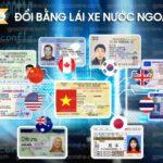 Thủ tục đổi bằng lái xe quốc tế IAA