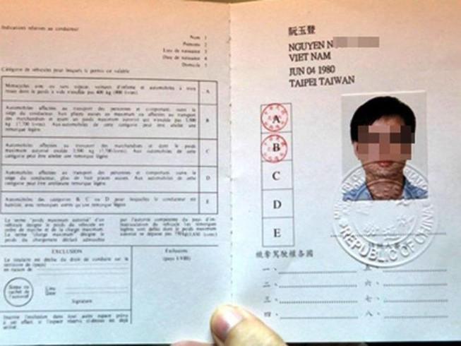 Đổi bằng lái xe quốc tế tại TPHCM