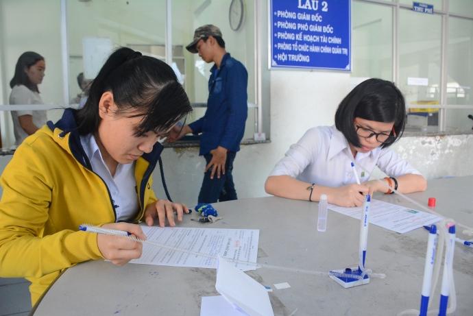 Thủ tục đăng ký thi bằng lái xe A1 mới nhất