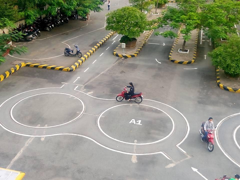 Địa Điểm Thi Bằng Lái Xe Máy A1 Đà Nẵng