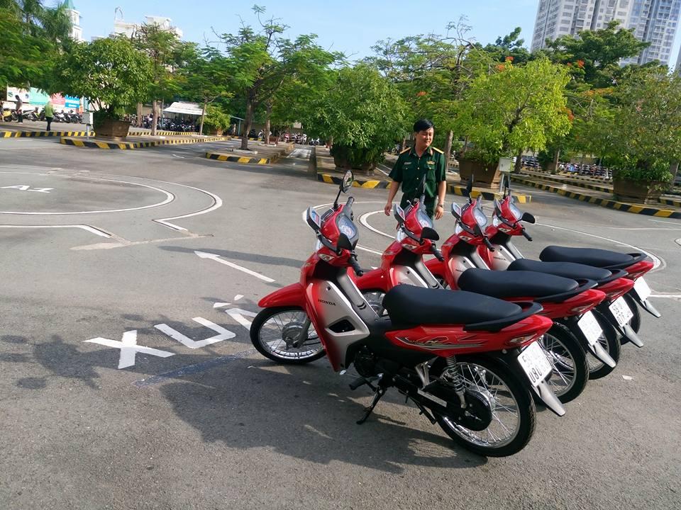 Thi Thử Bằng Lái Xe Máy A1 Đà Nẵng